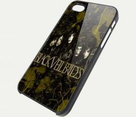 BLACK VEIL BRIDES 1 - iPhone 4 Case, iPhone 4s Case and iPhone 5 case Hard Plastic Case SWX
