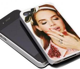 LANA DEL REY 2 - iPhone 4 Case, iPhone 4s Case and iPhone 5 case Hard Plastic Case MSH