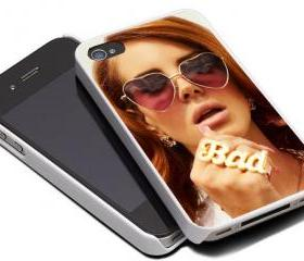 LANA DEL REY - iPhone 4 Case, iPhone 4s Case and iPhone 5 case Hard Plastic Case MSH