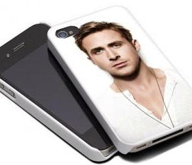 RYAN GOSLING 2 - iPhone 4 Case, iPhone 4s Case and iPhone 5 case Hard Plastic Case MSH