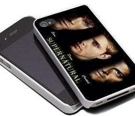 SUPERNATURAL 2 - iPhone 4 Case, iPhone 4s Case and iPhone 5 case Hard Plastic Case MSH