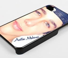 AUSTIN MAHONE CLOSE UP - iPhone 4 Case, iPhone 4s Case and iPhone 5 case Hard Plastic Case KK