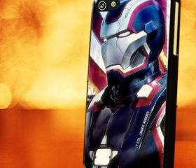 IRONMAN - iPhone 4 Case, iPhone 4s Case and iPhone 5 case Hard Plastic Case LZN