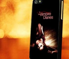 VAMPIRE DIARIES SKIN - iPhone 4 Case, iPhone 4s Case and iPhone 5 case Hard Plastic Case LZN