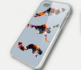 JACKO STYLE - iPhone 4 Case, iPhone 4s Case and iPhone 5 case Hard Plastic Case SWX