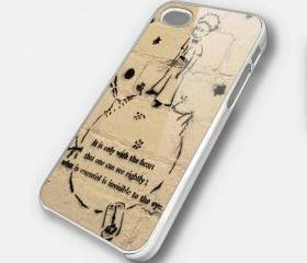 LITTLE PRINCE - iPhone 4 Case, iPhone 4s Case and iPhone 5 case Hard Plastic Case SWX