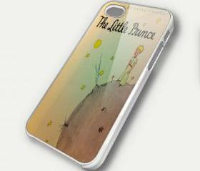 LITTLE PRINCE 3 - iPhone 4 Case, iPhone 4s Case and iPhone 5 case Hard Plastic Case SWX
