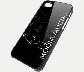 MOONWALKING - iPhone 4 Case, iPhone 4s Case and iPhone 5 case Hard Plastic Case SWX