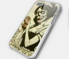 SNOW WHITE ZOMBIE 2 - iPhone 4 Case, iPhone 4s Case and iPhone 5 case Hard Plastic Case SWX