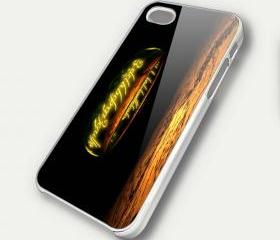 THE RING 2 - iPhone 4 Case, iPhone 4s Case and iPhone 5 case Hard Plastic Case SWX