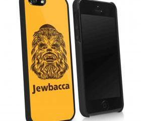JEWBACCA PASTORE STAR WARS - iPhone 4 Case, iPhone 4s Case and iPhone 5 case Hard Plastic Case KK