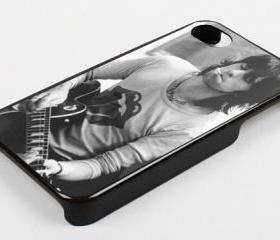 KEITH RICHARDS - iPhone 4 Case, iPhone 4s Case and iPhone 5 case Hard Plastic Case KK