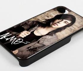 KELLIN QUINN - iPhone 4 Case, iPhone 4s Case and iPhone 5 case Hard Plastic Case KK