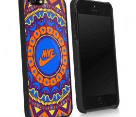 NIKE CIRCLE AZTEC JUST DO IT - iPhone 4 Case, iPhone 4s Case and iPhone 5 case Hard Plastic Case KK