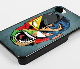 THE AVENGERS FUSION - iPhone 4 Case, iPhone 4s Case and iPhone 5 case Hard Plastic Case KK