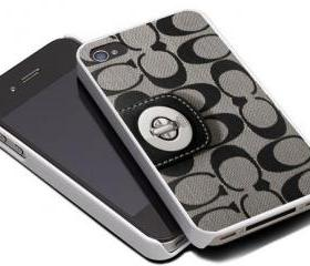 COACH DESIGN - iPhone 4 Case, iPhone 4s Case and iPhone 5 case Hard Plastic Case MSH