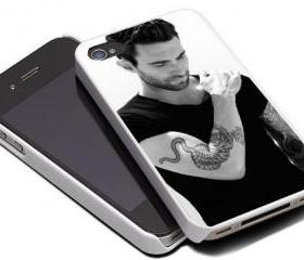 ADAM LEVINE MAROON FIVE 4 - iPhone 4 Case, iPhone 4s Case and iPhone 5 case Hard Plastic Case MSH